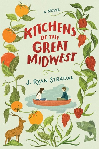 Book cover of Kitchens of the Great Midwest