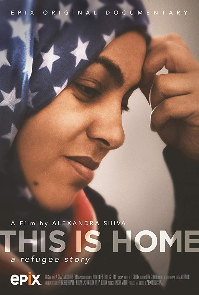 this is home poster