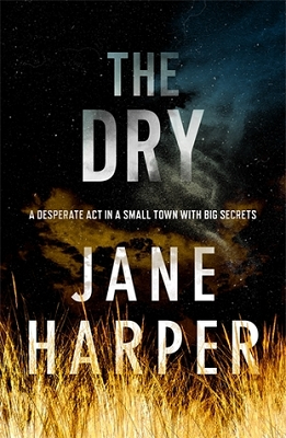 Book cover for Dry