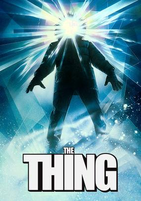 movie poster for The Thing