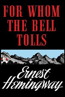 Book cover of For Whom the Bell Tolls
