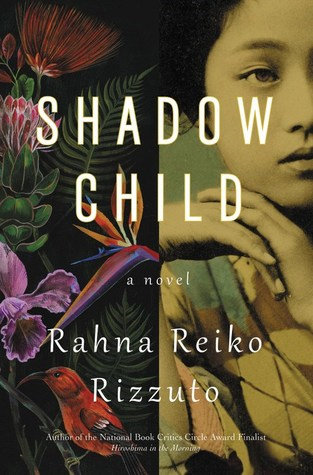 Book cover of Shadow Child